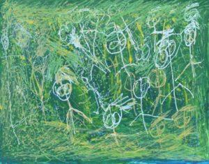 earth-day-celebration-2015-acrylic-on-canvas-28-x-36-cm
