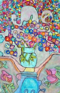 flowers-are-wild-2016-watercolour-on-paper-45-7-x-30-5-cm