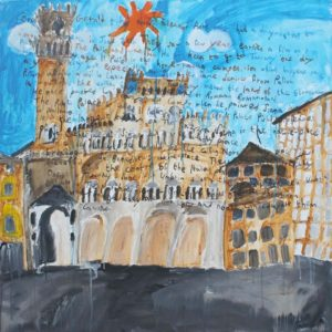 sienna-italy-2015-acrylic-and-ink-on-canvas-100-x-100-cm
