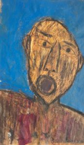 the-sad-man-with-nothing-left-2015-charcoal-and-acrylic-on-canvas-35-x-60-cm