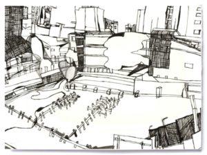 untitled-2014-felt-pen-on-paper-35-x-50-cm