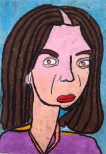 woman-ii-2015-oil-pastel-on-paper-50-x-35-5-cm