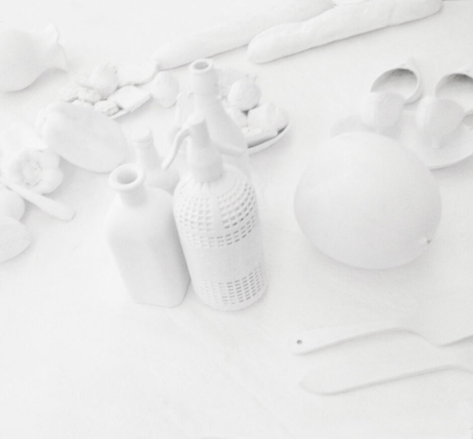 In White Workshop. Still-life with a difference.