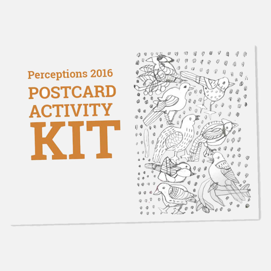 Postcard Activity Kit